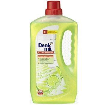 Моющее средство Denkmit Limetten-Zauber