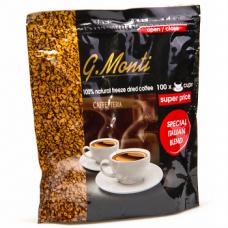 Растворимый кофе G. Monti Caffetteria