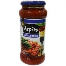 Aspiro Sos Bolonski– томатный соус «Болонский», 520 мл.