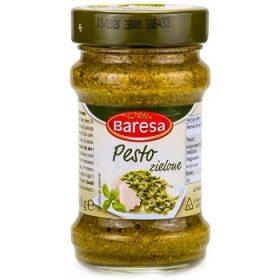 Baresa Pesto Zielone – томатный соус с базиликом, 190 гр.