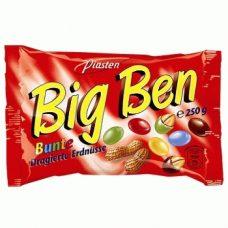 Piasten Big BenBunte – арахис в шоколаде (разноцветный), 250 гр.