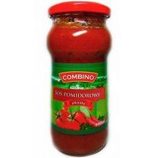 Combino Sos Pikantny – томатный соус с перцем, 400 мл.