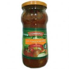 Combino Sos z Warzywami – томатный соус с овощами, 400 мл.