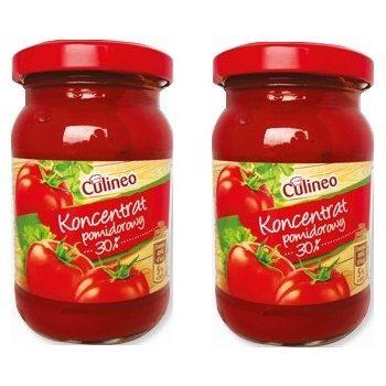 Culineo Koncentrat Pomidorowy - томатный концентрат (30%), 190х2 мл. (2 шт.)