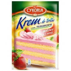 Cykoria Krem Truskawka – крем для тортов клубничный, 100 гр.