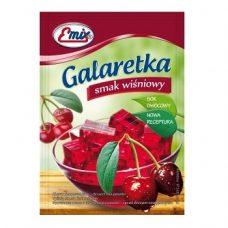 Emix Wisniowy – желе со вкусом вишни, 79 гр.