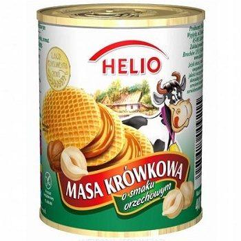 Сгущенное молоко Helio Masa Krowkowa Orzechowa
