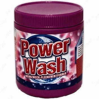 Power Wash – пятновыводитель в виде порошка, 600 гр.