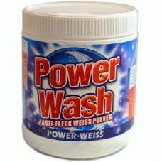 Power Wash White – отбеливатель в виде порошка, 600 гр.