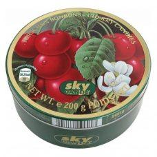 Sky Candy Cherry – карамельные леденцы с вишней, 200 гр.