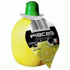 Piacelli Citrilemon – концентрированный лимонный сок, 200 мл.