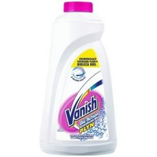 Vanish Oxi Action White – жидкий отбеливатель-пятновыводитель, 1000 мл.