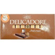 Baron Delicadore Irish Cream – молочный шоколад со вкусом ликера, 200 гр.