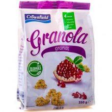 Мюсли Crownfield Granola Granat