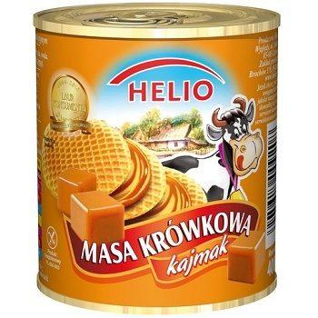 Helio Masa Krowkowa Kajmak