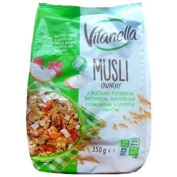 Мюсли Vitanella Musli Crunchy