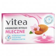 Крем-мыло Vitea Mleczne