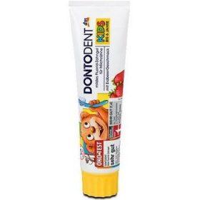 Dontodent Kids – детская зубная паста (1-6 лет), 100 мл.
