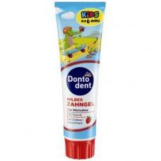 Dontodent Kids Mildes Zahngel – детская зубная паста (до 6 лет), 100 мл.