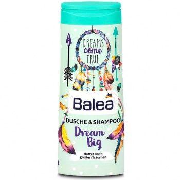 Balea Dream Big - это шампунь и гель для душа