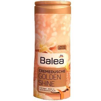 Гель-крем для душа Balea Golden Shine