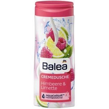 Balea Himbeere & Limette Cremedusche – гель-крем для душа (малина), 300 мл.