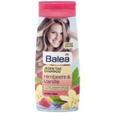 Balea Himbeere & Vanille – шампунь для ежедневного использования, 300 мл.