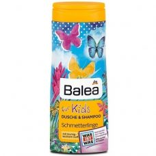 Детский шампунь Balea for Kids Schmetterlinge