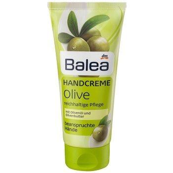 Balea Olive – увлажняющий крем для сухой кожи рук, 100 мл.