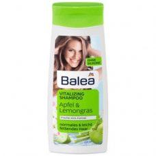 Balea Vitalizing Apfel & Lemongras – шампунь для жирных волос, 300 мл.