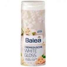 Balea White Gloss Cremedusche – гель-крем для душа (лилия), 300 мл.
