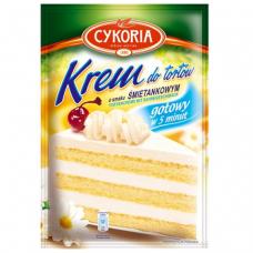 Сливочный крем Cykoria Kremdo tortów Smetankowyy