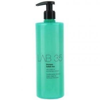 Kallos Lab 35 Sulfate-Free – шампунь для волос (безсульфатный), 500 мл.