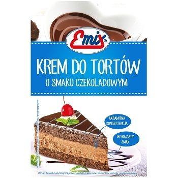 Emix Krem Czekoladowy – крем для тортов шоколадный, 100 гр.
