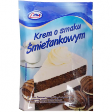 Emix Krem Smetankowyy – крем для тортов сливочный, 100 гр. [Наличие: Кривой Рог]