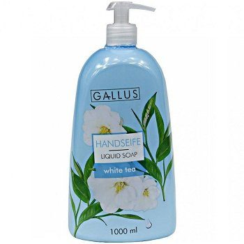 Мыло для рук Gallus White Tea