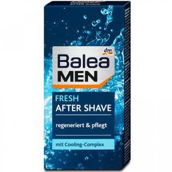 Balea Men After Shave – лосьон для бритья (освежающий), 100 мл.