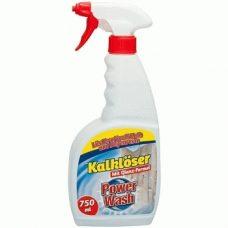 Power Wash Kalkloser – чистящее средство от налета и ржавчины, 750 мл.