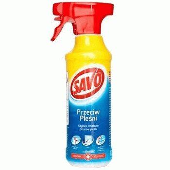 Savo – средство от плесени и грибка, 500 мл.