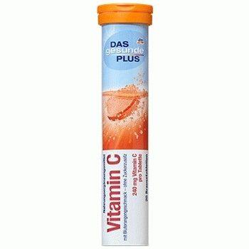 Витамины DAS gesunde PLUS Vitamin C