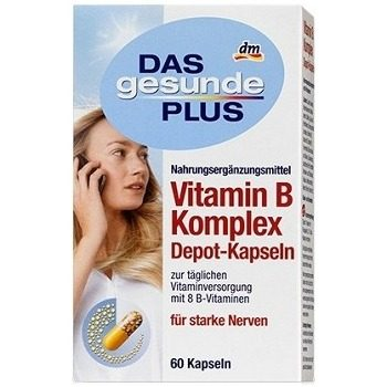 Витамин B DAS Gesunde PLUS Vitamin B Komplex