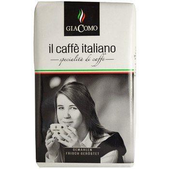 GiaСomo Caffe Italiano – молотый кофе (арабика), 250 гр.