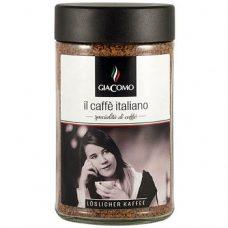 GiaСomo Caffe Italiano – кофе растворимый (арабика), 200 гр.
