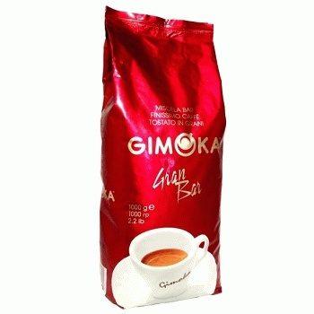 Gimoka Gran Bar – кофе в зернах, 1000 гр.