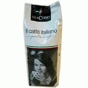 Кофе в зернах GiaComo il Caffe Italiano