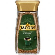 Растворимый кофе Jacobs Cronat Kraftig