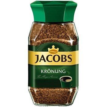 Растворимый кофе Jacobs Kronung
