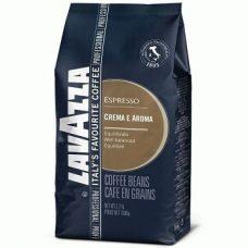 Lavazza Espresso Crema e Aroma (Black) – кофе в зернах, 1000 гр.