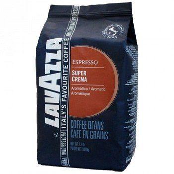 Lavazza Espresso Super Crema – кофе в зернах, 1000 гр.