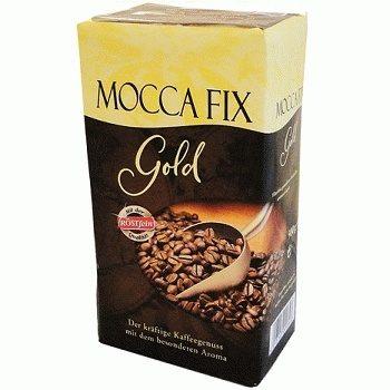 Mocca Fix Gold – натуральный молотый кофе, 500 гр.